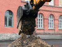 006 Seljamaa monumendi püstitamine. Foto: Urmas Saard
