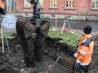 010 Seljamaa monumendi püstitamine. Foto: Urmas Saard