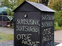 011 Seljametsa külamaja sügislaat. Foto: Urmas Saard