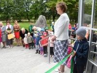 014 Seljametsa lasteaia avamise päeval. Foto: Urmas Saard