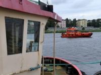 003 Serenissima peatub Pärnus. Foto: Urmas Saard