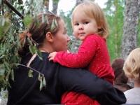 010 Seto Kuningriigi päeva sõjväe paraad. Foto: Urmas Saard