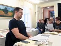 006 Sindi Ajalooklubis, 10. aprillil 2018. Foto: Urmas Saard