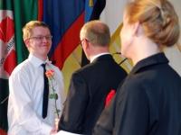Sindi gümnaasiumi direktori vastuvõtul kiidetakse parimaid