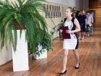 005 Sindi gümnaasiumi esimene koolipäev. Foto: Urmas Saard