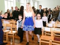 007 Sindi gümnaasiumi esimene koolipäev. Foto: Urmas Saard