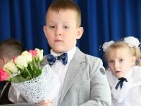016 Sindi gümnaasiumi esimene koolipäev. Foto: Urmas Saard