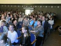 009 Sindi gümnaasiumi lipu päeva kontsert. Foto: Urmas Saard