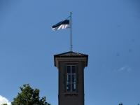003 Sindi gümnaasiumi lipuvilje rahvaga reisil. Urmas Saard