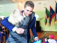 024 Sindi gümnaasiumi põhikooliastme lõpetajate aktus 2019. Foto: Urmas Saard