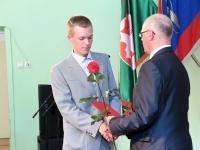 028 Sindi gümnaasiumi põhikooliastme lõpetajate aktus 2019. Foto: Urmas Saard