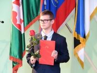 035 Sindi gümnaasiumi põhikooliastme lõpetajate aktus 2019. Foto: Urmas Saard