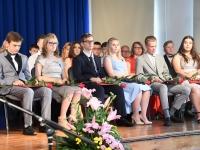 042 Sindi gümnaasiumi põhikooliastme lõpetajate aktus 2019. Foto: Urmas Saard