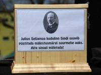 011 Sindi gümnaasiumi vilistlased. Foto: Urmas Saard