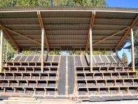 001 Sindi jalgpallistaadioni ehitus. Foto: Urmas Saard