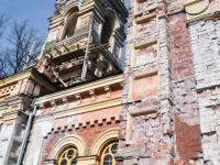 010 Sindi Jumalailmumise kiriku taastamine. Foto: Urmas Saard