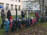 035 Sindi lasteaed tähistab koduriigi 102. sünnipäeva. Foto: Urmas Saard