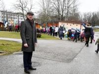 040 Sindi lasteaed tähistab koduriigi 102. sünnipäeva. Foto: Urmas Saard