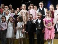 004 Sindi lasteaia kevadpüha kontsert. Foto: Urmas Saard