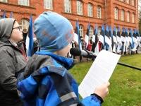 018 Sindi mäletab 100 aastat tagasi alanud rahukõnelusi. Foto: Urmas Saard