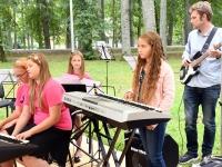 006 Sindi muusikakool Kirikupargi kontserdil. Foto: Urmas Saard