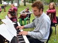 017 Sindi muusikakool Kirikupargi kontserdil. Foto: Urmas Saard