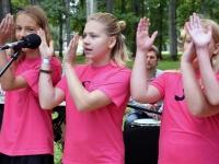 018 Sindi muusikakool Kirikupargi kontserdil. Foto: Urmas Saard