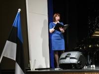 007 Sindi muusikakooli kingitus saja-aastasele Eesti Vabariigile. Foto: Urmas Saard