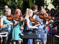 002 Sindi muusikakooli suvekontsert. Foto: Urmas Saard