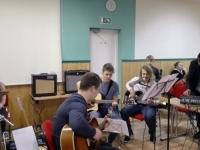 1 Sindi muusikakooli talvelaager Jõulumäel. Foto: Merike Teppan-Kolk