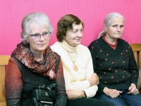 004 Sindi naisliidu pidu sotsiaaltöökeskuses. Foto: Urmas Saard