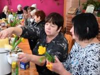 008 Sindi Naisliit tähistas naistepäeva. Foto: Urmas Saard