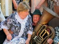 016 Sindi pensionärid klubilõunal. Foto: Urmas Saard