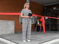 002 Sindi raamatukogu avamine. Foto: Urmas Saard / Külauudised