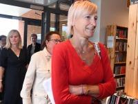 013 Sindi raamatukogu avamine. Foto: Urmas Saard / Külauudised