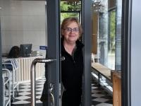 001 Rita Raudsepp, Sindi raamatukogu juhataja. Foto: Urmas Saard