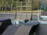 007 Varmo Juurikas, Sindi skatepark täieneb kahe opstaakliga. Foto: Urmas Saard