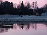 015 Sindi tehiskärestikul. Foto: Urmas Saard / Külauudised