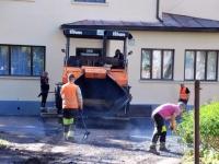 012 Sindi tervisekeskuse esise asfalteerimine