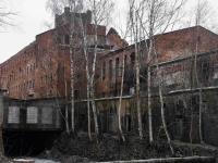 002 Sindi vabriku varisemisohtlikud hooned. Foto: Urmas Saard