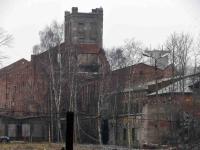 007 Sindi vabriku varisemisohtlikud hooned. Foto: Urmas Saard