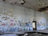 003 Sindis, Pärnu mnt 26 hoone lammutamine. Foto: Urmas Saard