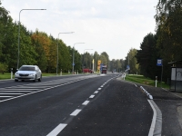 001 Sindit läbiv Pärnu ja Tori vaheline uunedatud teelõik. Foto: Urmas Saard