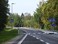 004 Sindit läbiv Pärnu ja Tori vaheline uunedatud teelõik. Foto: Urmas Saard