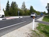 011 Sindit läbiv Pärnu ja Tori vaheline uunedatud teelõik. Foto: Urmas Saard