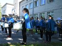 009 Sinimustvalge lipu 135. aastapäev. Foto: Urmas Saard