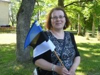 022 Sinimustvalge lipu 135. aastapäev. Foto: Urmas Saard