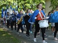 042 Sinimustvalge lipu 135. aastapäev. Foto: Urmas Saard
