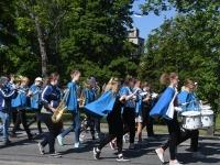 044 Sinimustvalge lipu 135. aastapäev. Foto: Urmas Saard