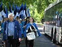 047 Sinimustvalge lipu 135. aastapäev. Foto: Urmas Saard